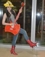Marceline Cosplay by Coralanne