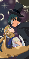 Miracle Romance (Sailor Moon x Amourshipping) by Call-Of-The-Indie