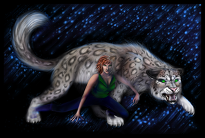 Katy Parduncia, spirit of the beast within by spadiekitchenqueen