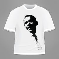 Obama T-Shirt by SD-Designs