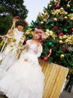 Code Geass: Christmas by Cheriikyandi01