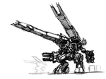 MF-00A Sketch by Norsehound