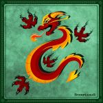 tempelfortune dragon by starplexus