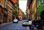 Rothenburg ob der Tauber by chemicalflaw