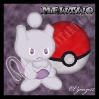 Mewtwo Chao by CCgonzo12