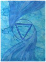 Banner of Water by morgandria