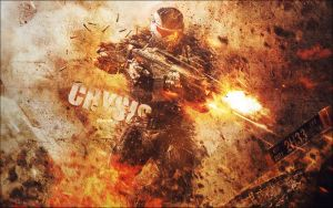 Crysis Wallpaper by ChibiTrunks6