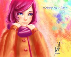 Happy New Year by Luran-V