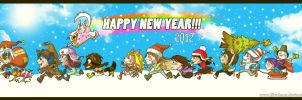 Happy New YEAR by LilyChaoS