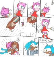 Amy catches Sally by cmara