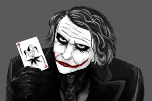 Joker by BlackStormN7