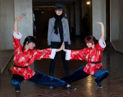 [Ranma] We are a Frame! by NightNike