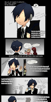 Persona 3 Comic by xSn0wBeRRyx