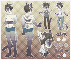 clark - ref collab by alpacasovereign