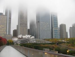 Fall in the Hart of Chicago by artjte