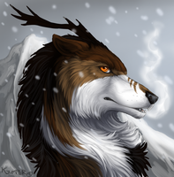 Snow by KJfromColors