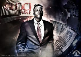 Gucci Mane Wallpaper by Weslo11