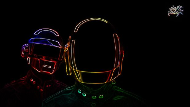 Daft Punk by AndreV2