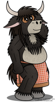 Yak by LordDominic