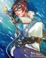 Overwatch: Mei by Hassly