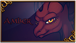 FD/WL - Amber Stamp by DragonOfIceAndFire