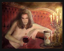 The Vampire Lestat II by Petite-Madame