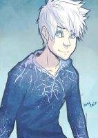jack frost by loonytwin