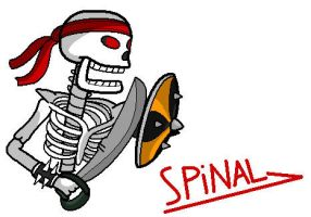Spinal From Killer Instinct by conkeronine