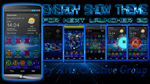 Next Launcher 3d Theme Energy Show by ArtsCreativeGroup