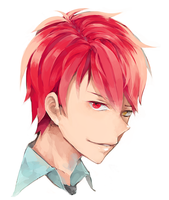 Akashi Doodle by IDK-kun