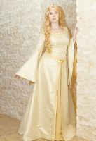 Eowyn: Coronation Gown by kairi-g