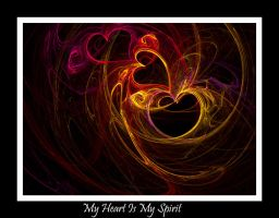 My Heart is My Spirit by mycomputersucks