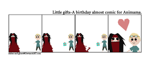 Little Gifts by ashes-and-ghost