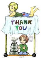 Thank You dA by Waiel
