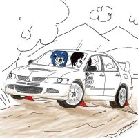 Wild Rally Cross by FoxTail8000