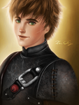 Hiccup by TheJasminator