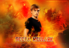 Peeta Mellark by Red-AnGi3