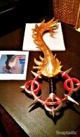 Axel / Lea Keyblade KH 3D Prop (version 1) by M-Hydra