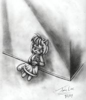 Rose of Sadness by Jammerlee