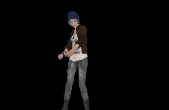 'Life is Strange' Chloe 2.0 XPS ONLY!!! by lezisell