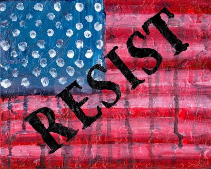 Resist by Mad-Willy
