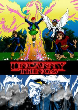 Uncanny Things by TonyTempest
