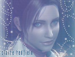 .:Claire Redfield:. wallpaper by Claire-Wesker1