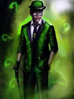 The Riddler by demidevil13
