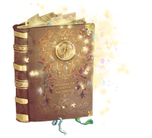 Manual de magia Telurica by Sparkly-Monster