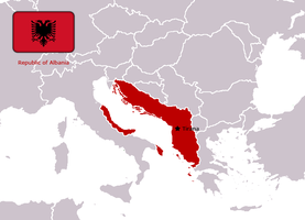 Republic of Albania by AY-Deezy
