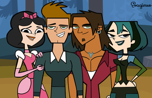 Total Drama - Say Cheeeese! by EvaHeartsYou