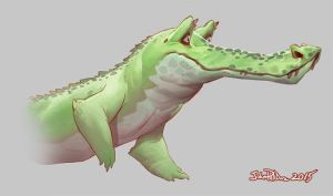 Quickie Croc by NorseChowder
