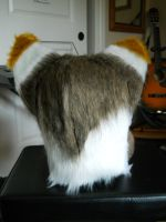 Wilfreid back view by Felicityheart