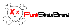 Punk Skate Brand Logo by AreoX